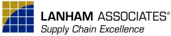 Lanham color logo transparent